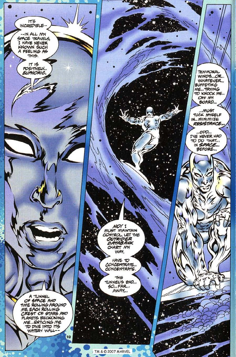 Silver Surfer (1987) Issue #112 #120 - English 12