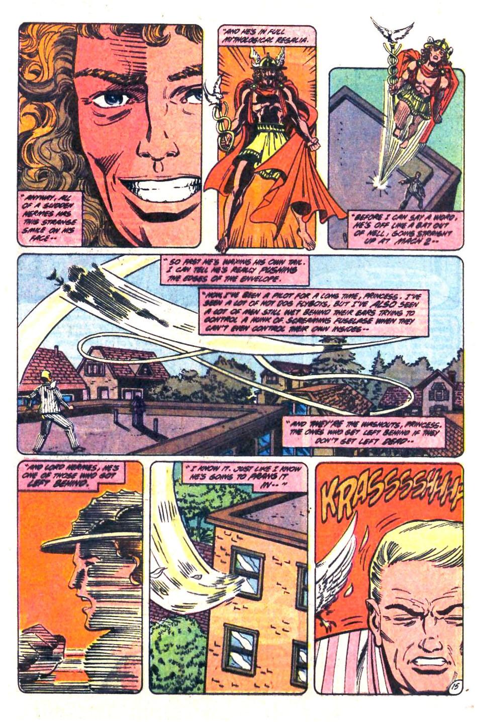 Read online Wonder Woman (1987) comic -  Issue #36 - 16