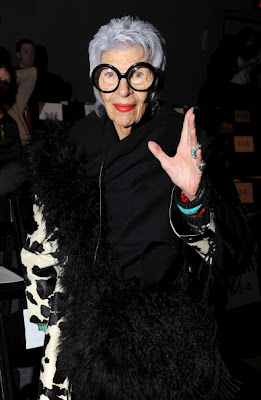 Iris Apfel Is Only Gettin Started!