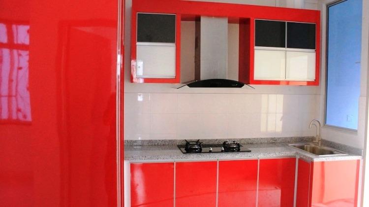 Gambar Desain Kabinet Dapur Minimalis