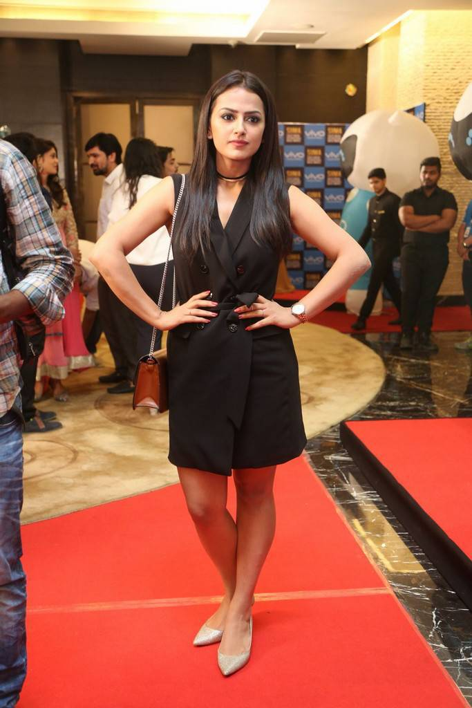 Shraddha Srinath At SIIMA Short Film Awards 2017 Stills