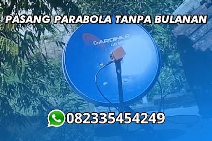 Pasang Parabola Nusantara HD Ku Band di Rambipuji, Jember