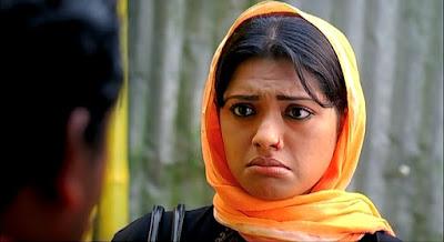 Nusrat Imroz Tisha in movie