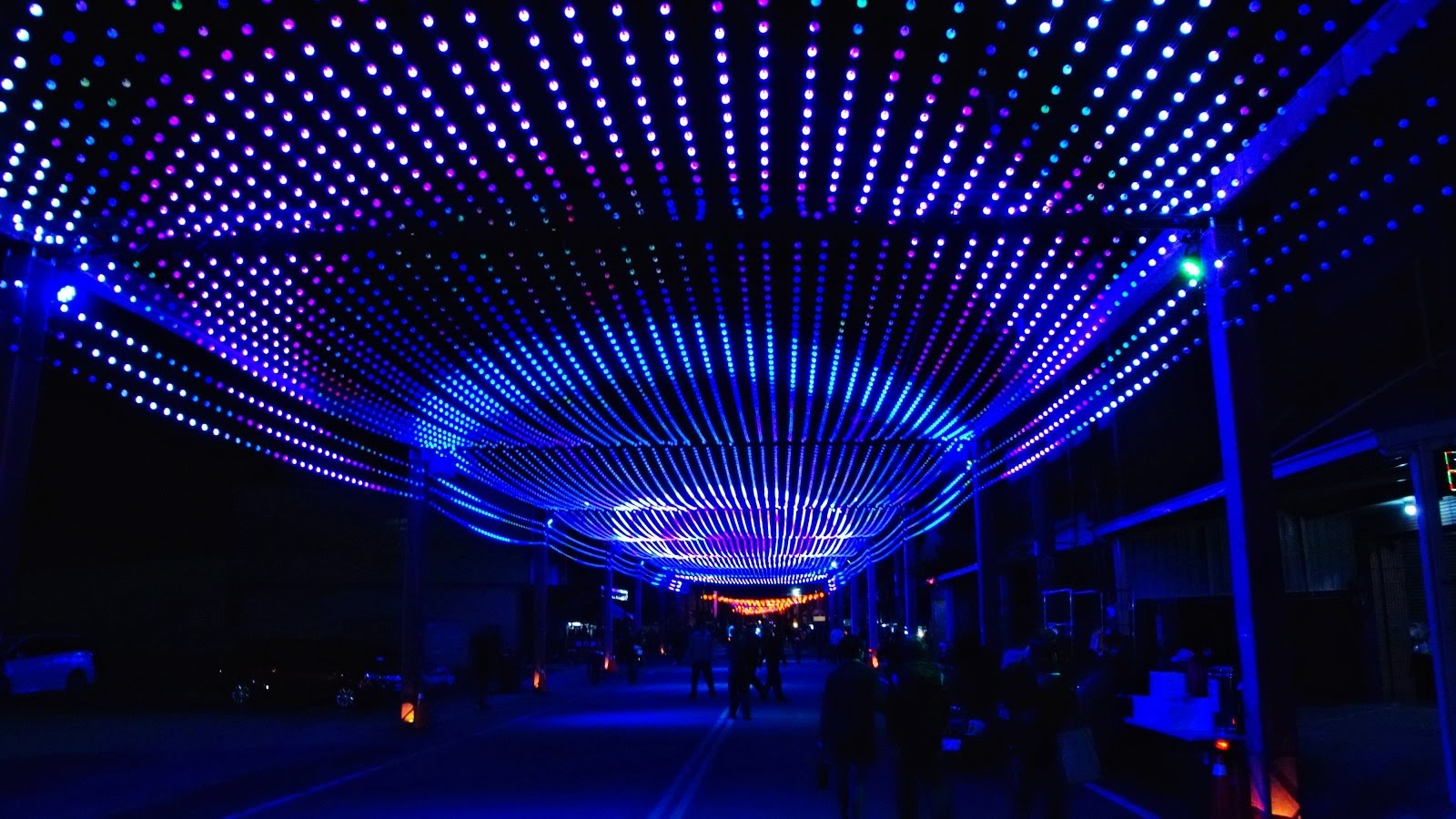 [台南][將軍區] 2020馬沙溝燈會|璀璨馬沙溝|台南最有年節氣氛的燈街|遊記