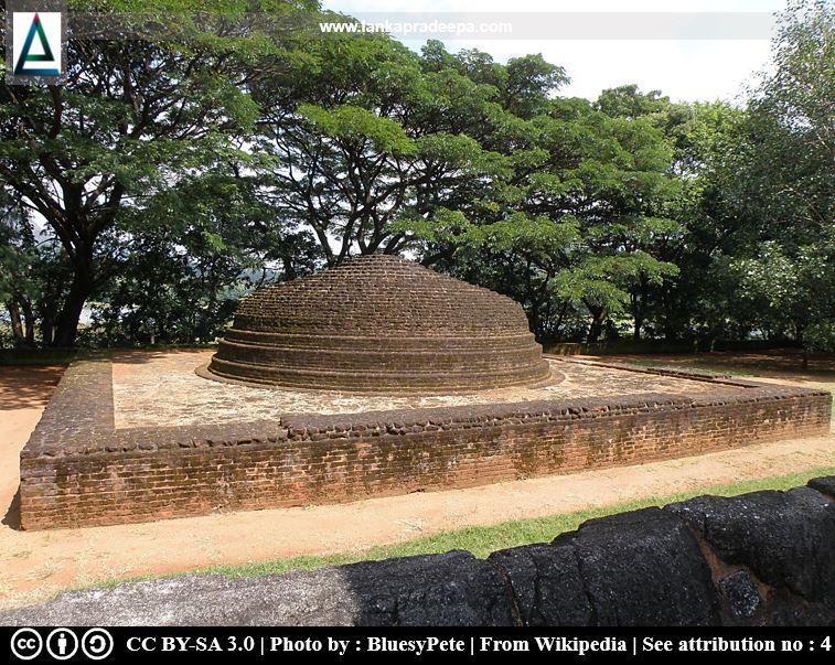 The Stupa at Nalanda