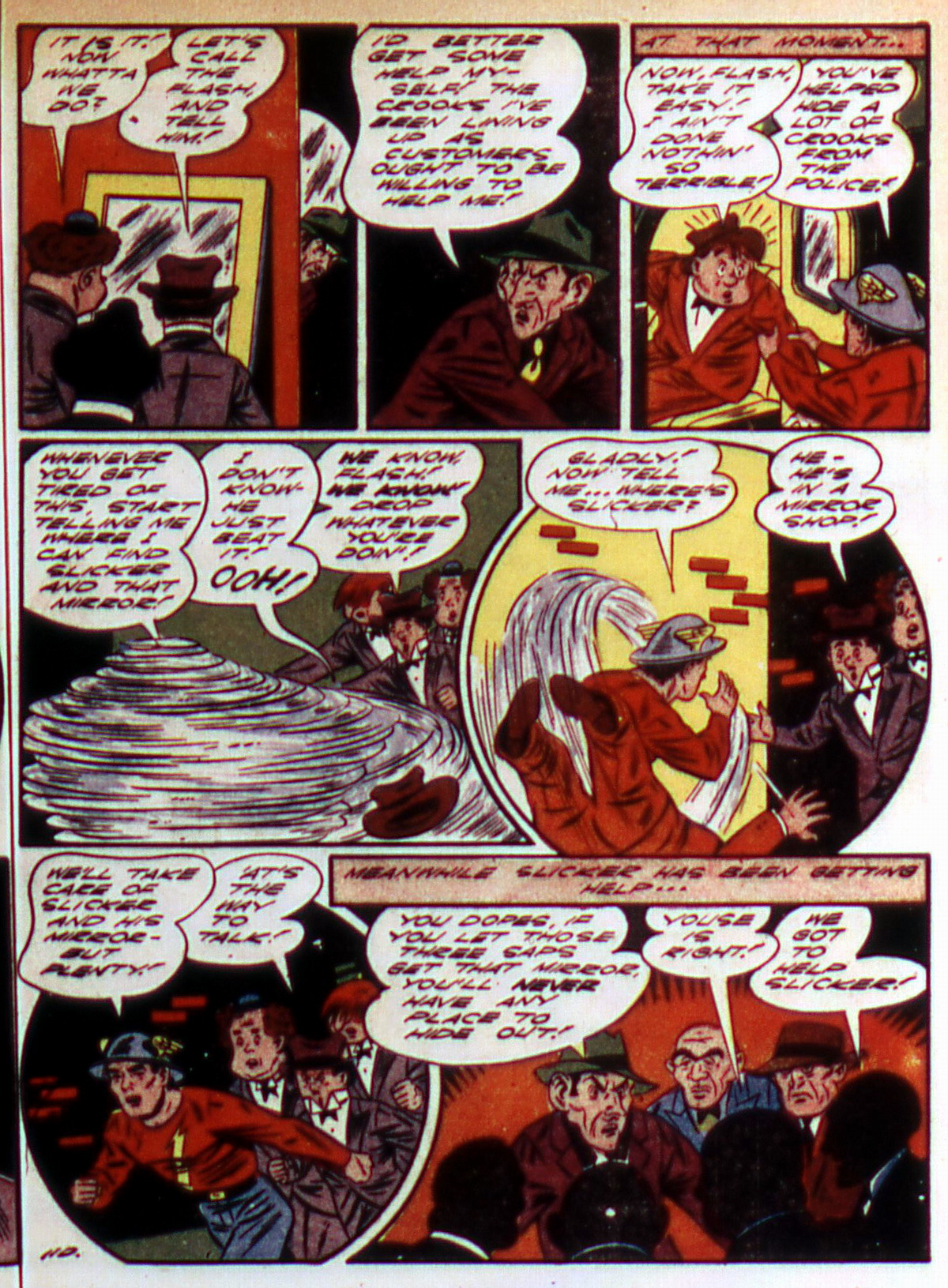 Read online All-Flash comic -  Issue #9 - 59