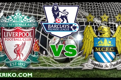 Big Match Liverpool vs Manchester City