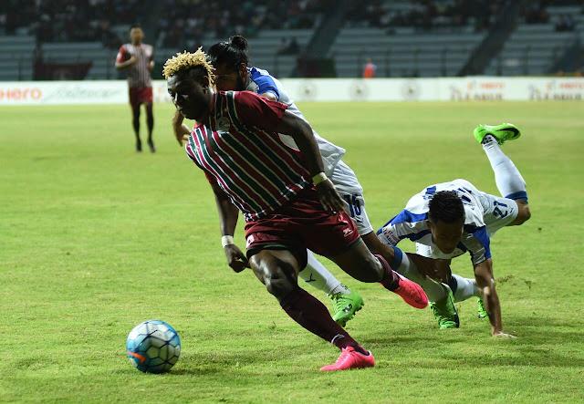 Hero I-League 2016-17: Mohun Bagan 3-0 Bengaluru FC
