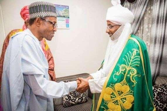 Stop blaming Jonathan for Nigeria's woes - Emir of Kano Sanusi tells Buhari