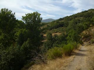 Valle del río Santibáñez
