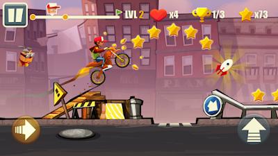 لعبة Moto Race Motor Rider للأندرويد، لعبة Moto Race Motor Rider مدفوعة للأندرويد