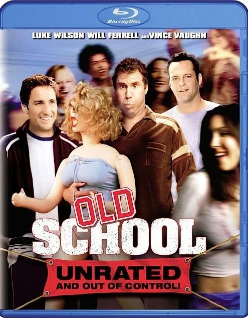 Old School 2003 Hindi Dubbed Dual BRRip 300mb