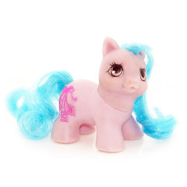 My Little Pony Little Giggles Year Nine Teeny Tiny Baby Ponies G1 Pony