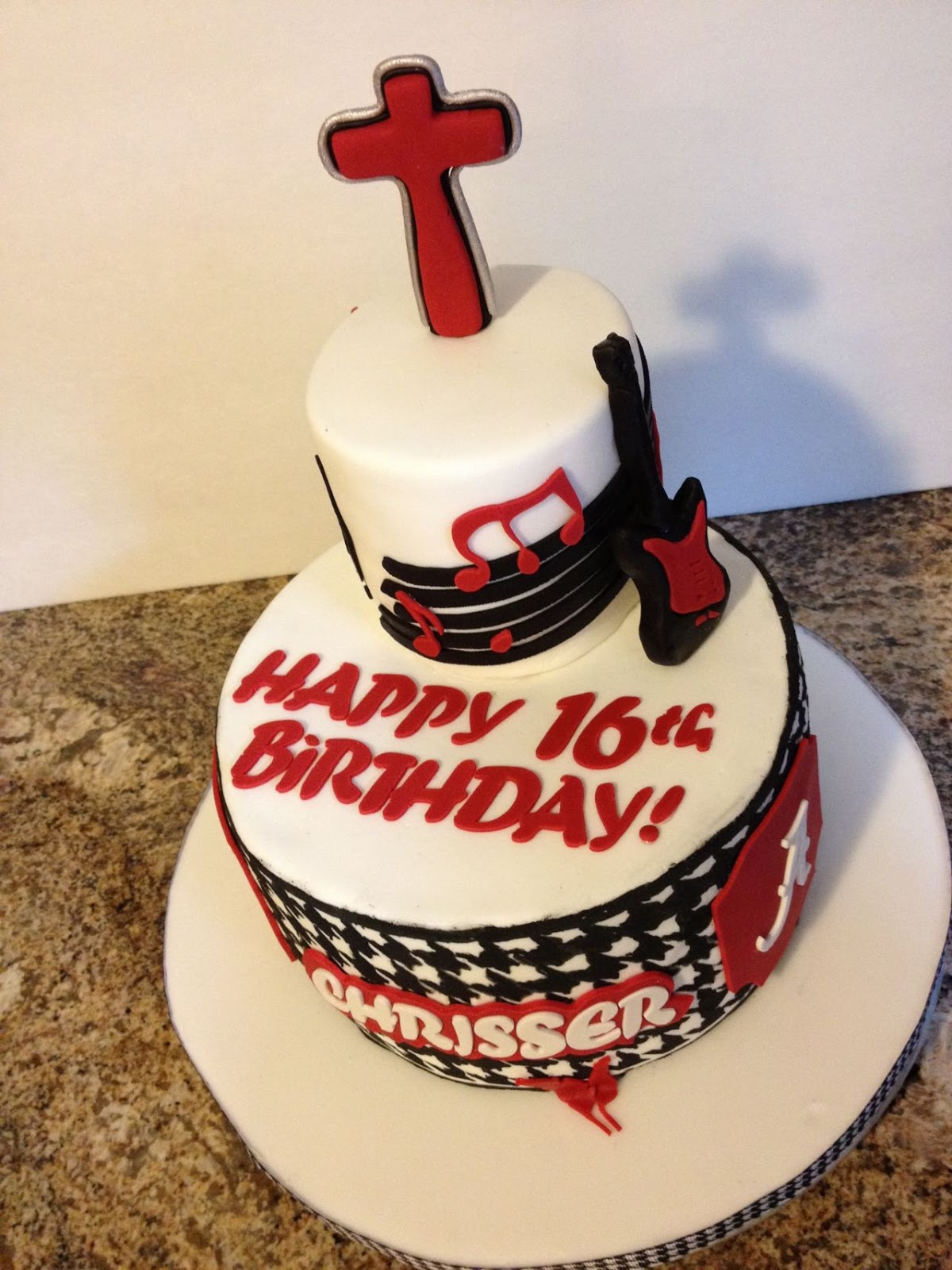16th Boy Birthday Cake Design Ideas Cake Magazine