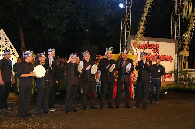 Pembukaan Festival Kuwung 2016.