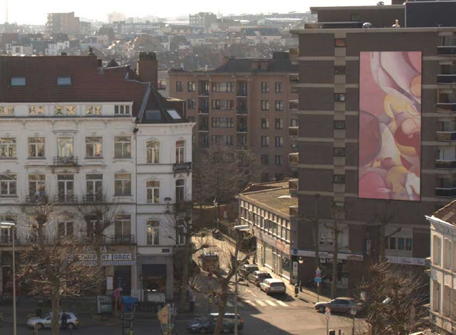 Bottazzi art monumental art public art contemporain
