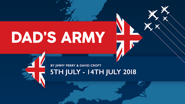 Review:Dads Army at Cardiff Open Air Theatre Festival
