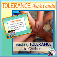 Tolerance Task Cards