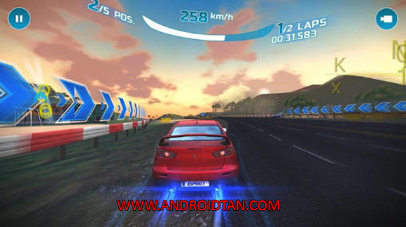 Update Terbaru Asphalt Nitro Mod Apk Download