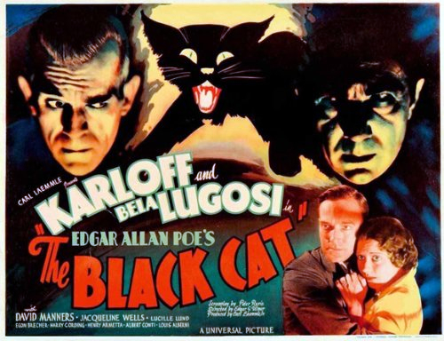 The Black Cat (Le chat noir)