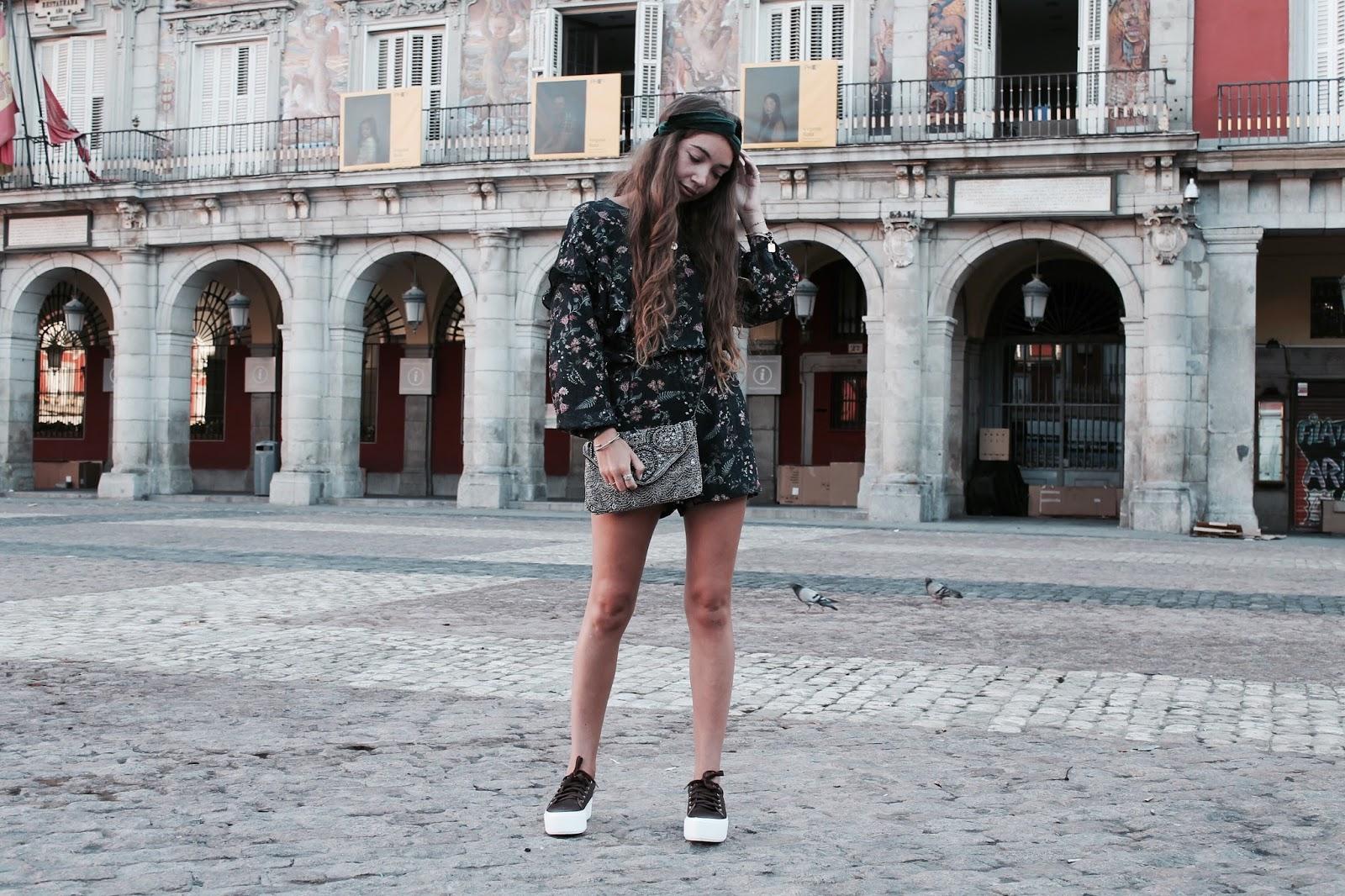 blogueuse mode française 2017 madrid
