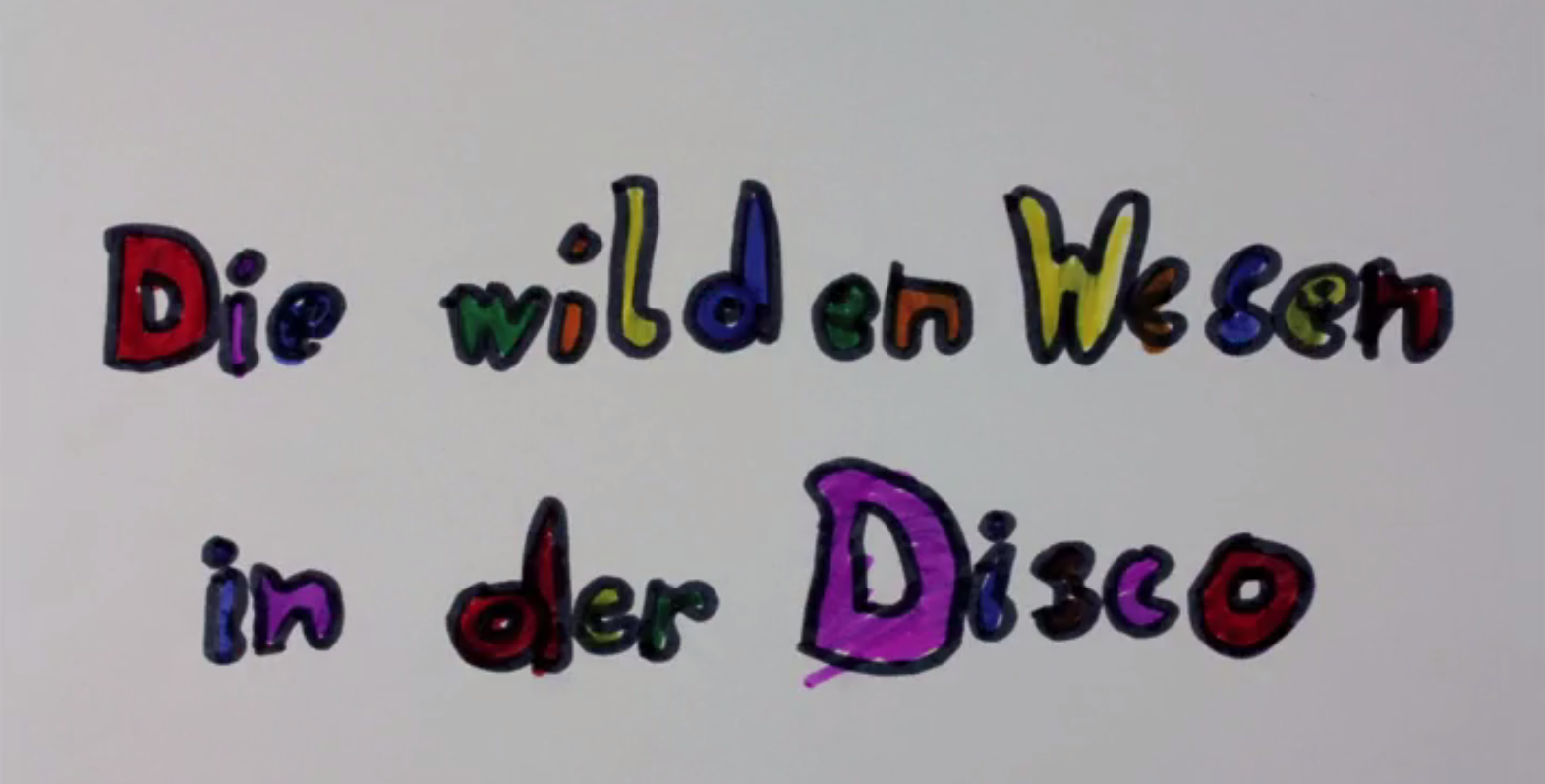 Wilde Wesen in der Disco