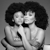 Pearl Thusi give Mother's love To Her Daughter