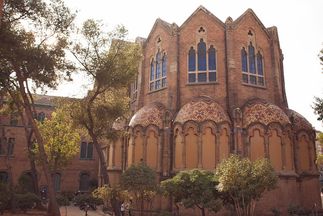 Клиника Святого Павла в Барселоне