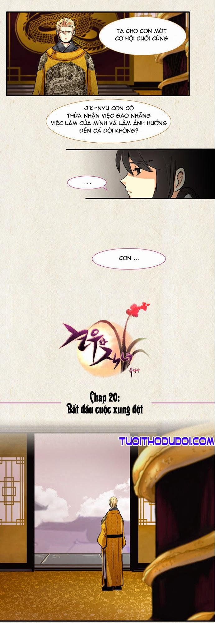 a3manga.com nguu lang chuc nu chap 20