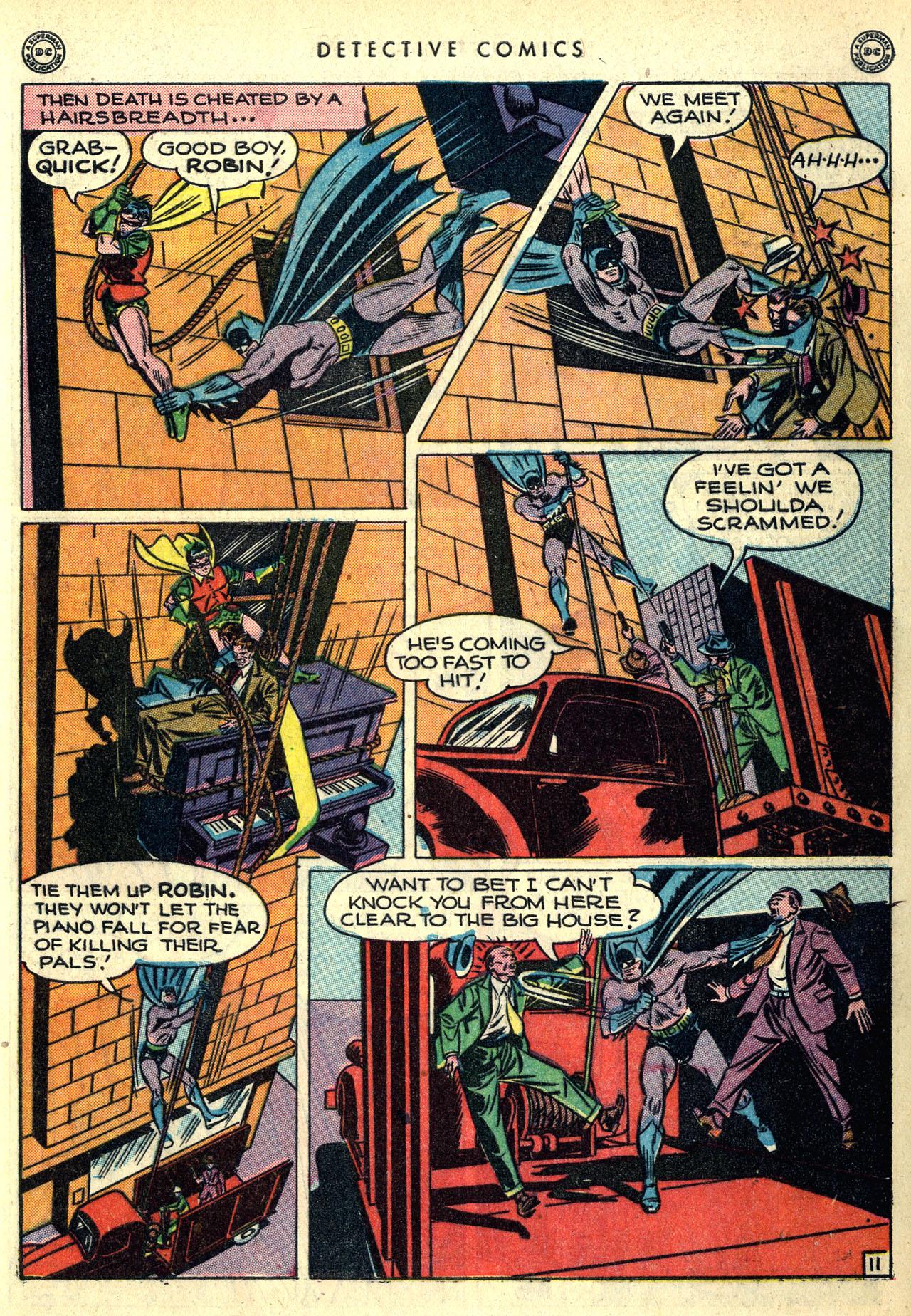 Read online Detective Comics (1937) comic -  Issue #121 - 13