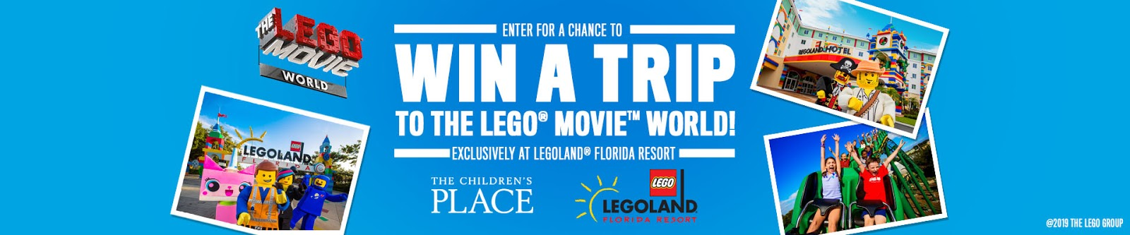 The Childrens Place Lego Movie Sweepstakes | Daily Kids Deals