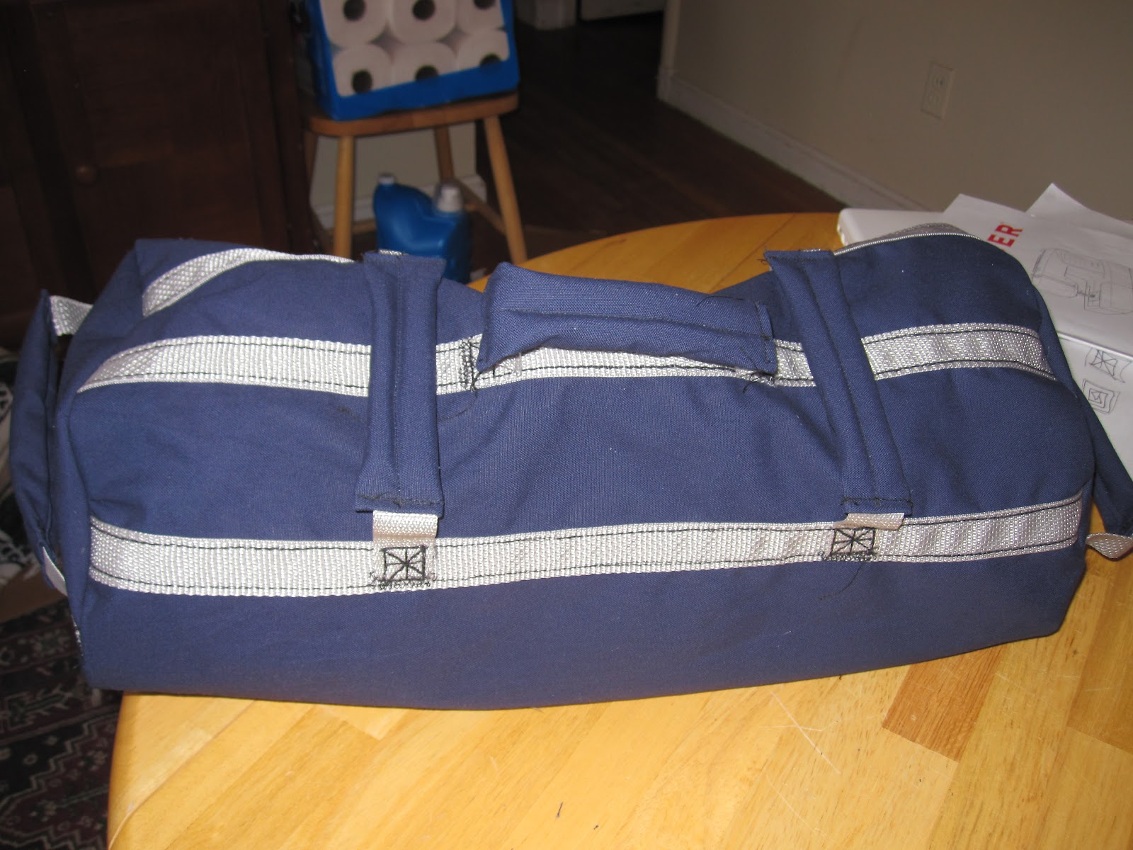 Diy Sand Bag Checked