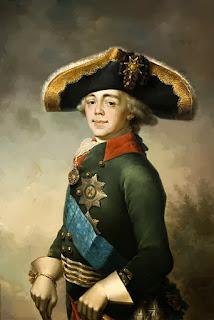 Pablo I de Rusia