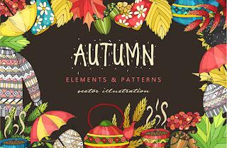 https://thehungryjpeg.com/product/92289-autumn-set-doodle-art/ArcsMultid/