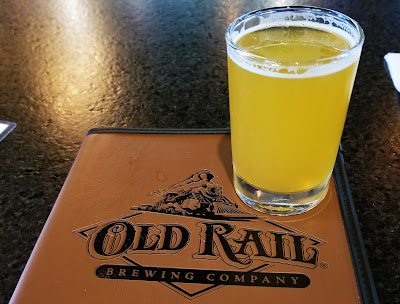 Old Rail's Don't Forget The Flowers DIPA