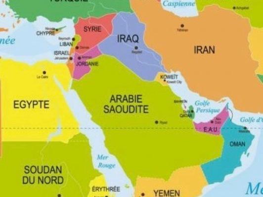 Deixará o Ocidente construir caminhos de ferro ligando o Golfo ao Mediterrâneo?