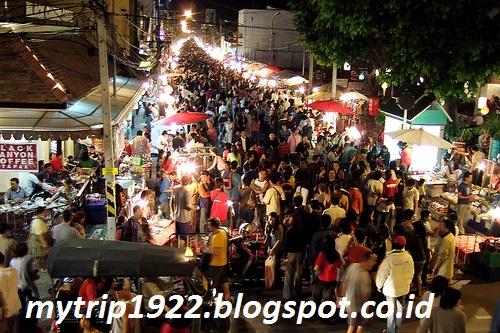 Pasar Malam Chiang Ray