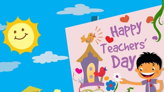 Happy Teachers day pictures share