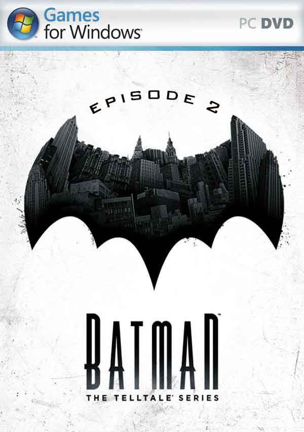 Batman Episode 2 Download Cover Free Game