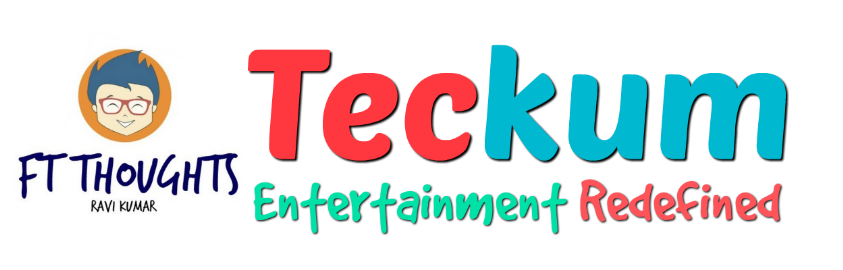 TECKUM - ENTERTAINMENT REDEFINED