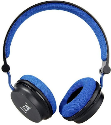 Boat Rockerz 400 Bluetooth Headphones,amazon