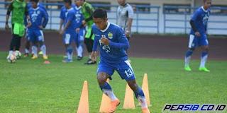 Perserang vs Persib Bandung: Febri Hariyadi Siap Main