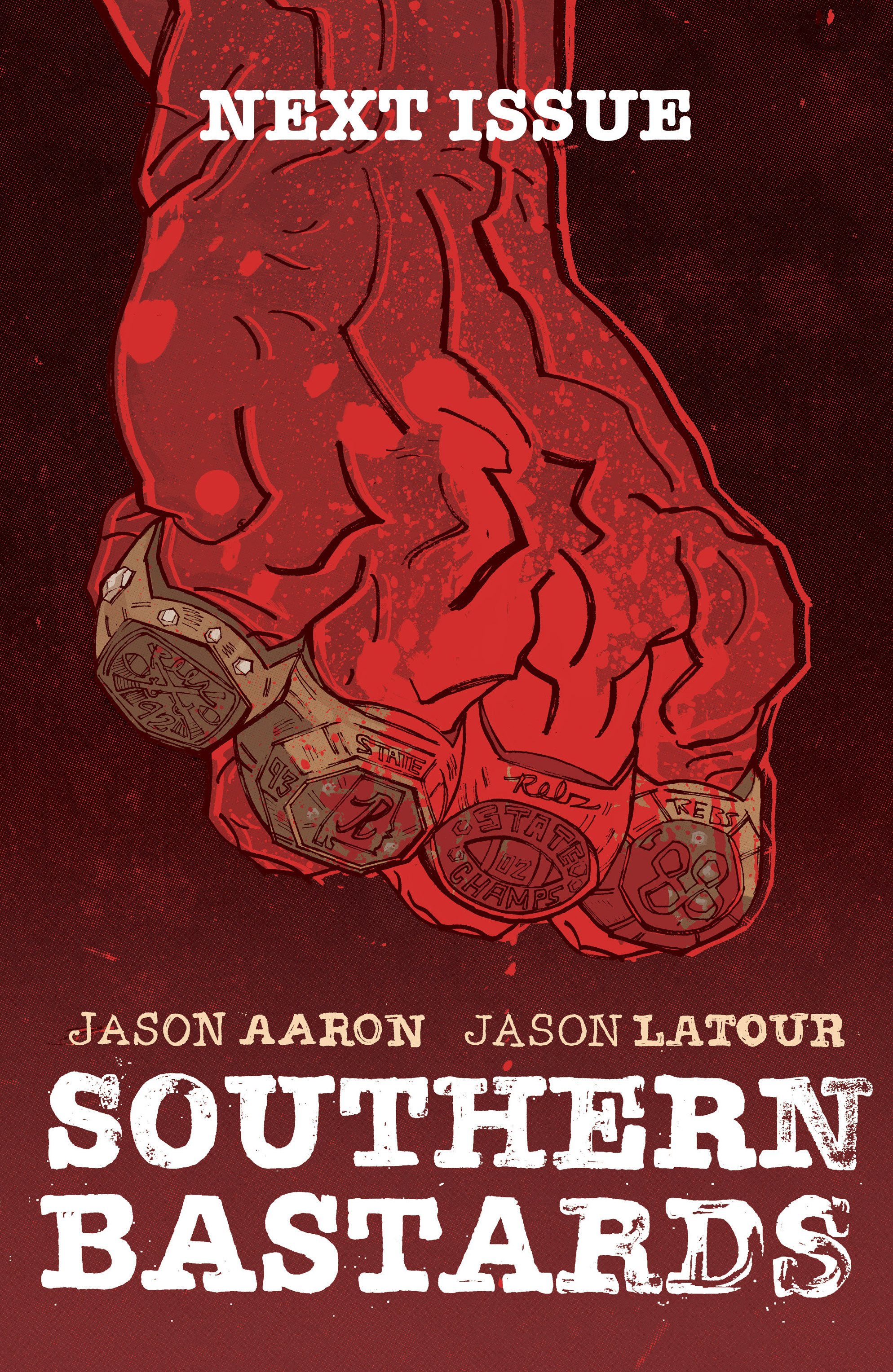 Read online Southern Bastards comic -  Issue #7 - 30