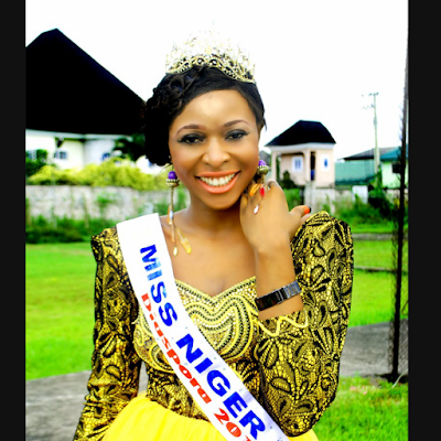 My Passion For the Girl Child - Miss Niger Delta Diaspora