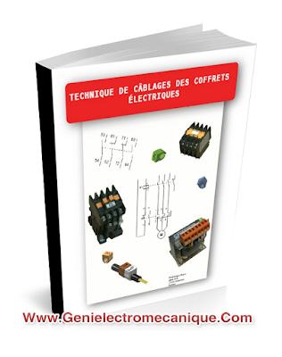 Technique de Câblage Des Coffrets Électriques Pour Les Machines Industrielle en PDF
