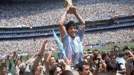 Maradona tendrá un nuevo documental con escenas inéditas