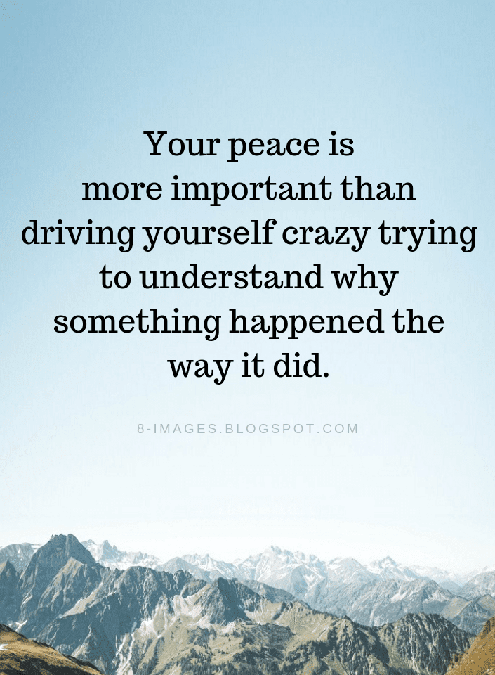 Peace Quotes, Inner Peace Quotes, Peace of Mind Quotes,