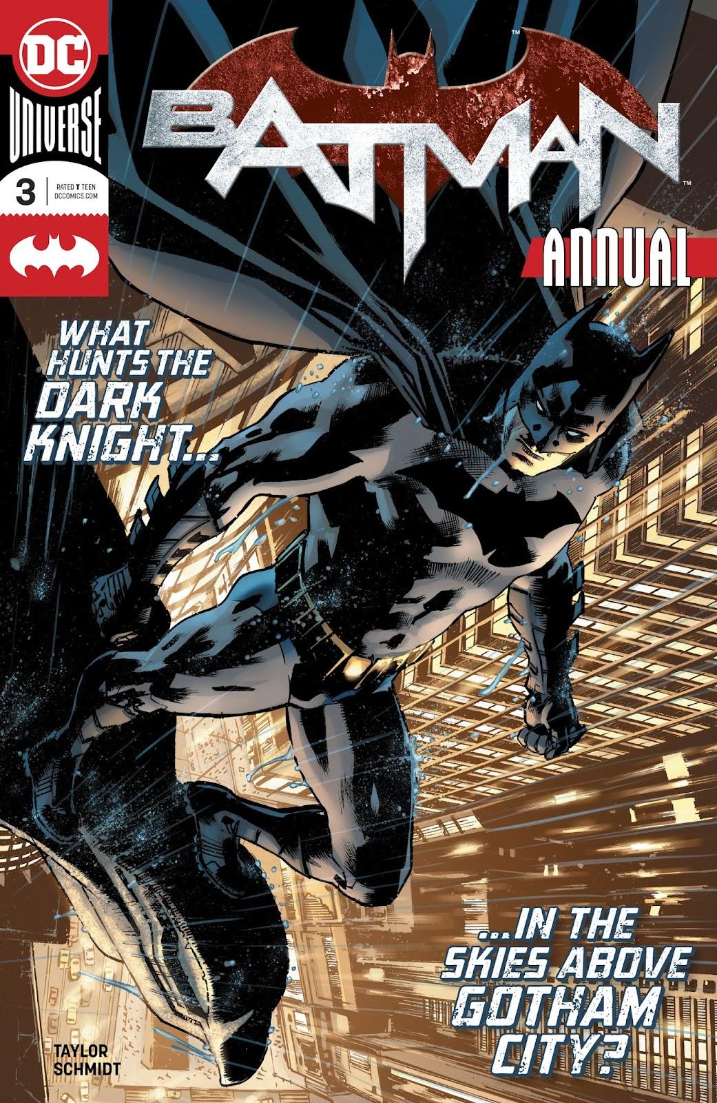 Batman (2016) Annual 3 Page 1
