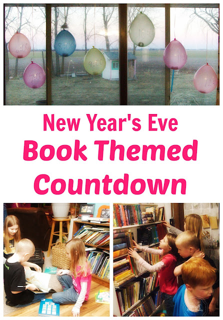 Bring Literature to New Year's Eve with a Book Themed Countdown