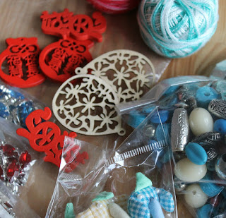 Bead haul // Embellished Elephant